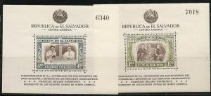 Salvador 612 C117 1948 Roosevelt s.s. MNH