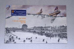 GUERNSEY #530 Presentation Pack Souvenir Folder Stamps Postage 1994 Mint NH