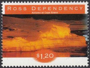 Ross Dependency 1998 MNH Sc L52 $1.20 Autumn at Cape Evans