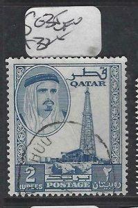 QATAR  (PP2306B)  SHEIKH   2R  SG 35  VFU