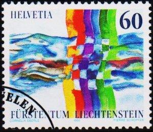 Switzerland. 1995 60c. S.G.1308  Fine Used