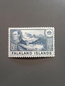 Falkland Islands 91 F-VF MH. Scott $ 25.00