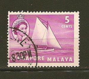 Singapore 31 Lombok Sloop Used