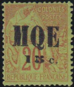 Martinique 1887 SC 4 Mint