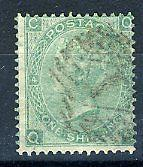 GREAT BRITAIN SCOTT# 48 STANLEY GIBBONS# 101 USED