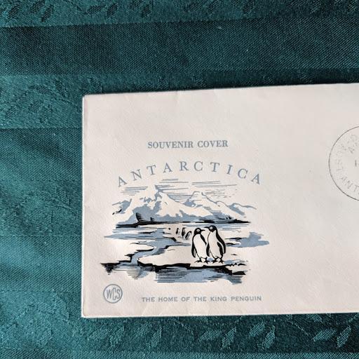 Australia 287 Souvenir Cover - Antarctica VF, CV $5.25