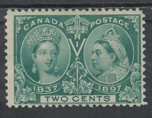 CANADA 1897 QV JUBILEE 2C
