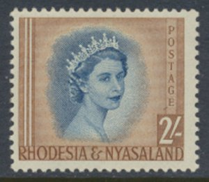 Rhodesia & Nyasaland SG 11 Sc# 151  MLH  please see scans and details