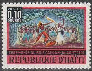 Haiti #581 MNH (K481)