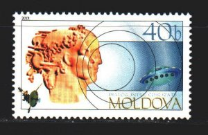 Moldova. 2001. 407 from the series. Year of dialogue of civilizations. MNH.