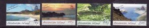 Ascension-Sc#900-3-Unused NH set-Greetings-2006-