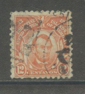 Philippines 295  Used
