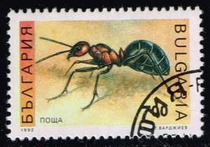 Bulgaria #3715 Ant; CTO