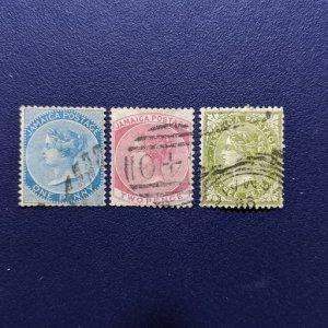 Jamaica 7-9 F-VF, CV $11.75