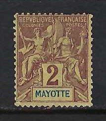 MAYOTTE 2 MOG Y325-2