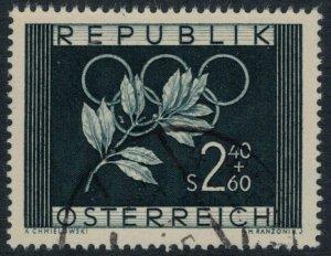 Austria #B277  CV $20.00