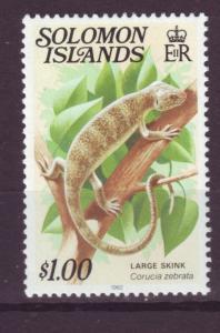 J18839  jlstamps all 1979 solomon islands mnh #410 wildlife