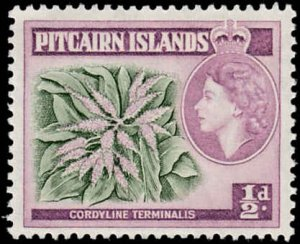 Pitcairn Islands Used # 20