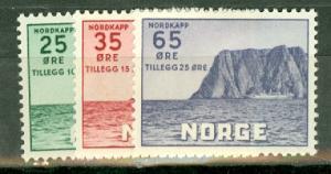 Norway B59-61 mint CV $23