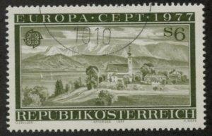 Austria Scott 1061 - VFNHOG CTO - SCV $0.55
