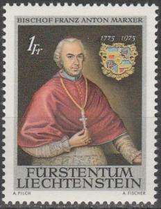 Liechtenstein #552  MNH   (S8804)