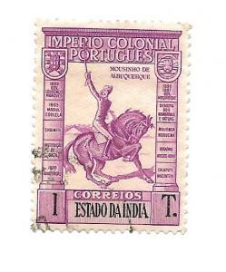 Portuguese India 1938 - Scott #444