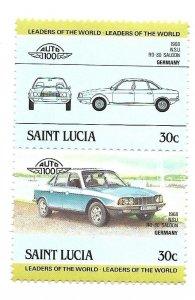 ST Lucia 1984 - Mint NH - Scott #687
