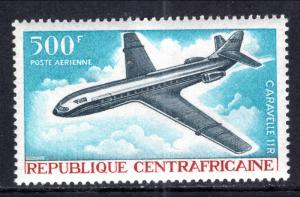Central African Republic C49 Mint Hinged BIN