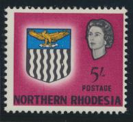 Northern Rhodesia  SG 86 SC# 86 MH - see details