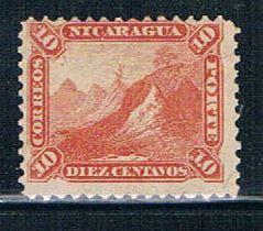 Nicaragua 6 MH NG Liberty Cap (N0193)+