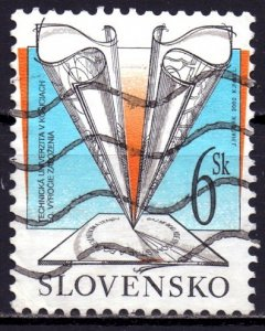 Slovakia. 2002. 435. University. USED.
