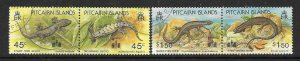 PITCAIRN ISLANDS SG442/5 1994 HONG HONG 94 FINE USED