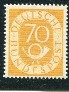 Germany #683  Mint F-VF NH