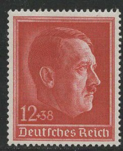 Germany Reich Scott # B118, mint nh