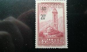 Andorra (French) #64 MNH e199.5192