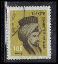 Turkey Used Very Fine ZA4178
