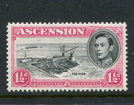Ascension #42b MNH