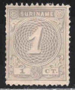 Surinam # 17 ~ Unused, HMR, PM