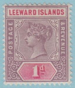 Leeward Islands 2 Mint Hinged OG * - No Faults Very Fine!!!