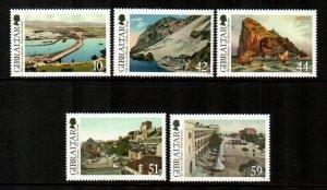 Gibraltar #1205-1209  MNH  Scott $10.00