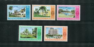 Trinidad & Tobago #279-83 MNH - Make Me An Offer