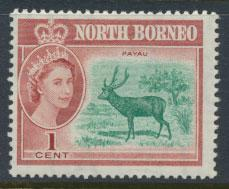 North Borneo SG 391 SC# 280   MLH   see details