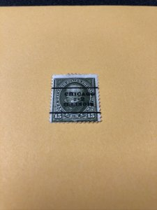 US Stamp #284 Henry Clay 15 cents