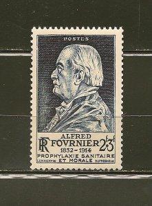 France B221 Alfred Fournier Semi-postal MNH