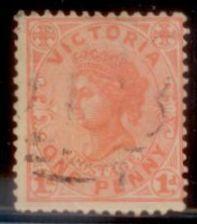 Australia-Victoria 1901 SC#194 Used CO2