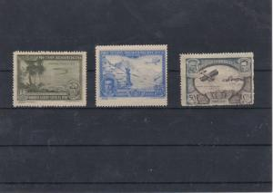 Spain 1930 Air Stamps Mint Ref: R5596