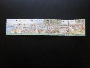 Christmas Island #213a-c Mint Hinged- (W9) I Combine Shipping
