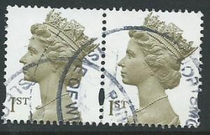GB SG 1437 Used Definitive Pair