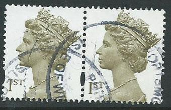 GB SG 1437 Used Definitive Pair