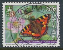 Isle of Man   SG 1649 SC# 1434 Butterfly  Used   see details